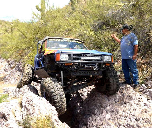 Extreme Off Road Rock Crawler Fabrication.